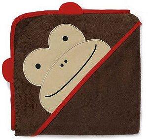 Toalha de Banho com Capuz Skip Hop Zoo Macaco