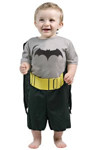 Fantasia Batman Bebê Sulamericana