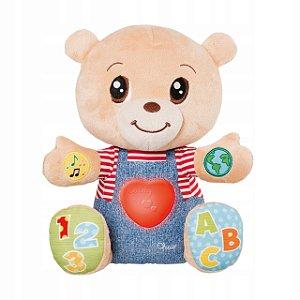 Pelúcia Teddy O Ursinho das Emoções Chicco (6m+)