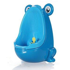 Penico Mictório Infantil Sapinho Azul Ebye