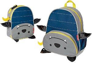 Kit Escolar Mochila de Costas e Lancheira Skip Hop Morcego