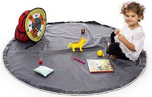 Tapete Saco Organizador de Brinquedos Baby Pil