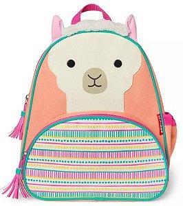 Mochila Costas Backpack Zoo Lhama Skip Hop
