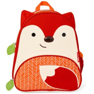 Mochila Costas Backpack Zoo Raposa Skip Hop