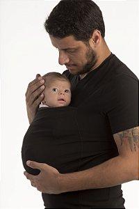 Camiseta Canguru Penka Masculina G - Bebês até 7kg