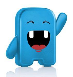 Caixinha Porta Dentinhos Azul Angie