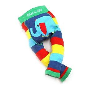 Calça Legging para Bebê Elefante WWF Blade and Rose
