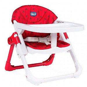 Assento de Elevação Chairy LadyBugg Vermelho Chicco (6m+)