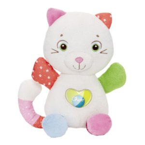 Pelúcia Musical Gatinho Oliver First Love Chicco (0m+)