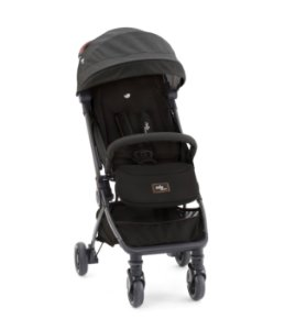 Carrinho de Bebê Pact Flex Signature Preto Noir Joie - 3 Posições até 15kg