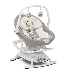 Cadeira de Descanso Bouncer Sansa Cinza 2 em 1 Joie (0 a 13kg)