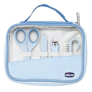 Kit Manicure Bebê Azul Chicco (0m+)