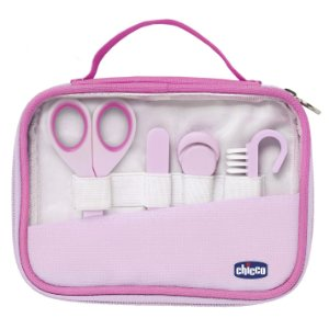 Kit Manicure Bebê Rosa Chicco (0m+)