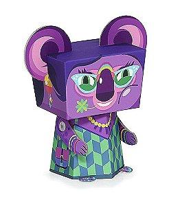 Animais 3D de Montar Koala Candy Krooom