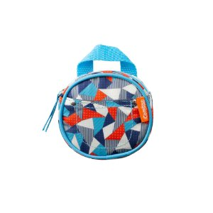 Bolsa Porta Chupetas Geométrico Comtac Kids