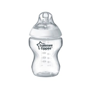 Mamadeira Anticólica Closer To Nature 260ml Tommee Tippee Neutra (0m+)