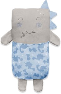 Travesseiro Agarradinho Meus Dinos Azul Hug Baby (0m+)