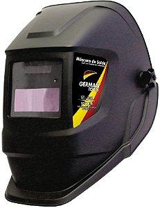 Máscara Solda Escurecimento Auto GT-MSR German Tools 99181