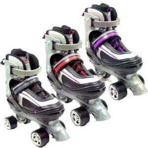 Patins Roller 36, 37, 38, 39 Top Retrô Quad Bel Fix 368900