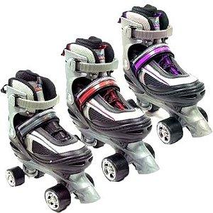 Patins Roller 32, 33, 34, 35 Top Retrô Quad Bel Fix 368800