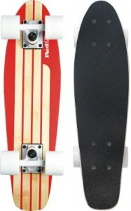 Skate Cruiser Mini Longboard Surf Abec 7 Red Nose Bel 444200