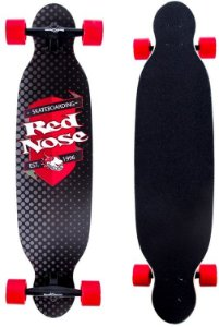 Skate Longboard Abec 7 Truck Shape Pro Mess Red Nose 444400