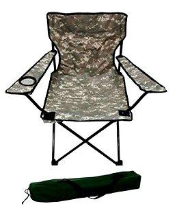 Cadeira Pesca Araguaia Porta Copo Camuflada Dobrável Confort Bel Lazer 16900