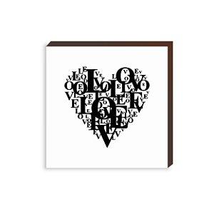 Coração Love [BoxMadeira]