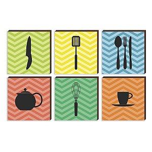 Sexteto Cozinha [BoxMadeira]