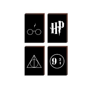 Kit Harry Potter [BoxMadeira]