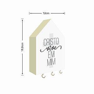 PORTA CHAVES CASINHA Cristã Mod. 12