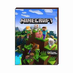 Quadro decorativo Minecraft Mod. 03 [BoxMadeira]