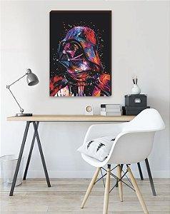 Quadro Decorativo Darth Vader [BoxMadeira]