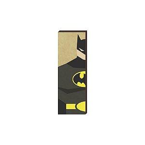 Super Heróis DC 20x60 - Batman  [box de madeira]