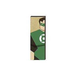Super Heróis DC 20x60 - Lanterna Verde [box de madeira]