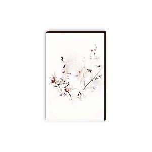 Quadro decorativo  Flores mod.01 [Box de Madeira]