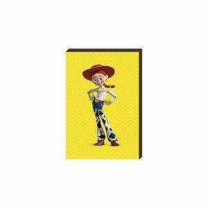 Quadro decorativo Jessie - Toy Story [Box de Madeira]