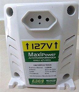 Autotransformador RCG 1050VA Bivolt Maxi Power Branco