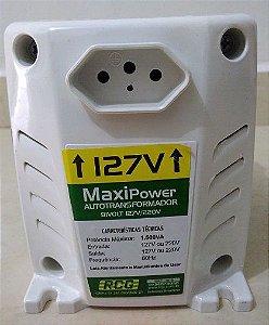 Auto Transformador 1500VA RCG Bivolt Maxi Power Antichamas