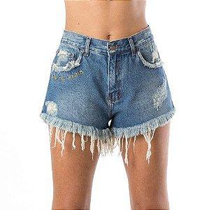 Short Jeans Gancho Solto Farm