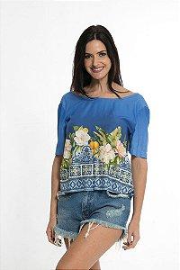 T-Shirt Céu de Flor Farm