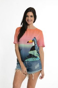 T-shirt Tuca Tropicalia Farm