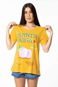 T-shirt Estampada Quinta-Feira Farm