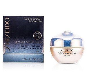Shiseido hidratante diurno Future Solution Lx Total Protective Cream Spf 15 50ml/1.8oz