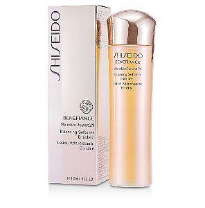 Shiseido Loçao tonica pele seca / extra seca   Benefiance Wrinkleresist24 Balancing Softener Enriched 150ml/5oz