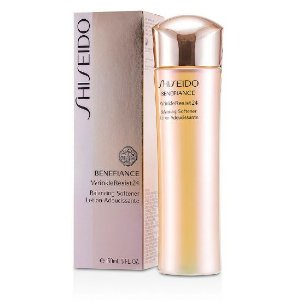 Shiseido loçao tonica pele normal / mista  Benefiance Wrinkleresist24 Balancing Softener 150ml/5oz