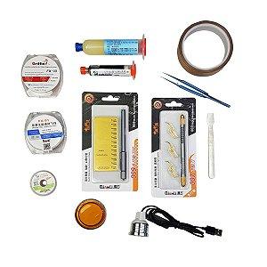 Kit Micro Solda para Assistência Tecnica