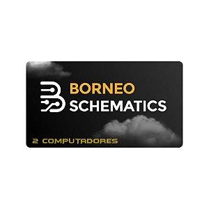 Conta Online Borneo Ativo por 1 Ano 2 PC