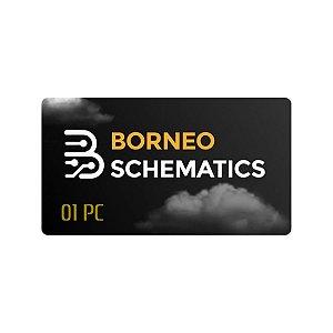 Conta Online Borneo Ativo por 1 Ano 1 PC