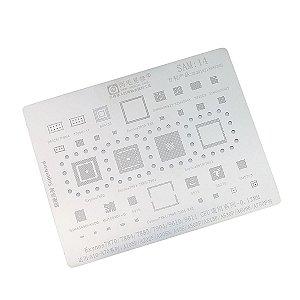 Stencil Reballing BGA Samsung SAM 14